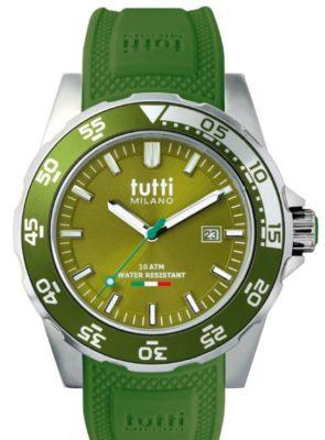 Tutti Milano Corallo Army Green